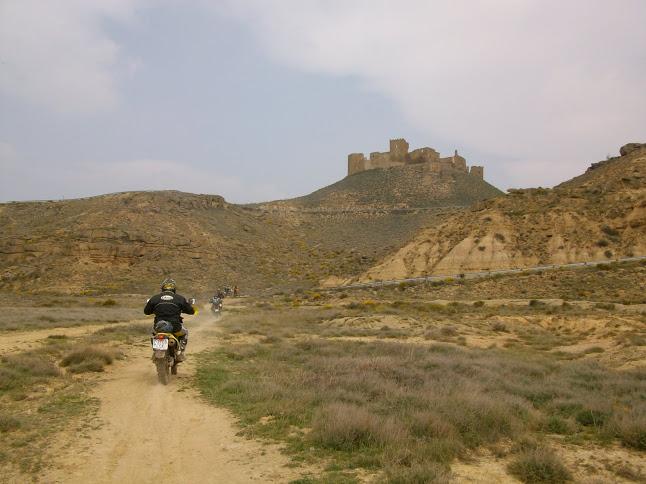Raid Bajo Aragon Aragon Enduro Bike Tour Offroad