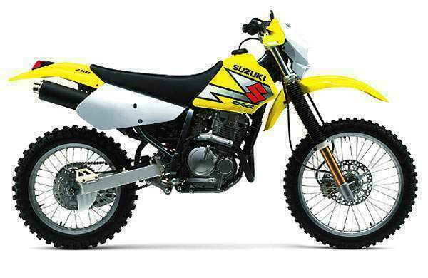 Suzuki DRZ250 2