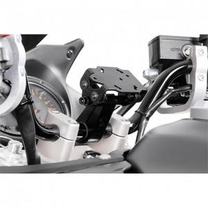 Soporte de GPS anti-sacudida para manillar de 28 mm.