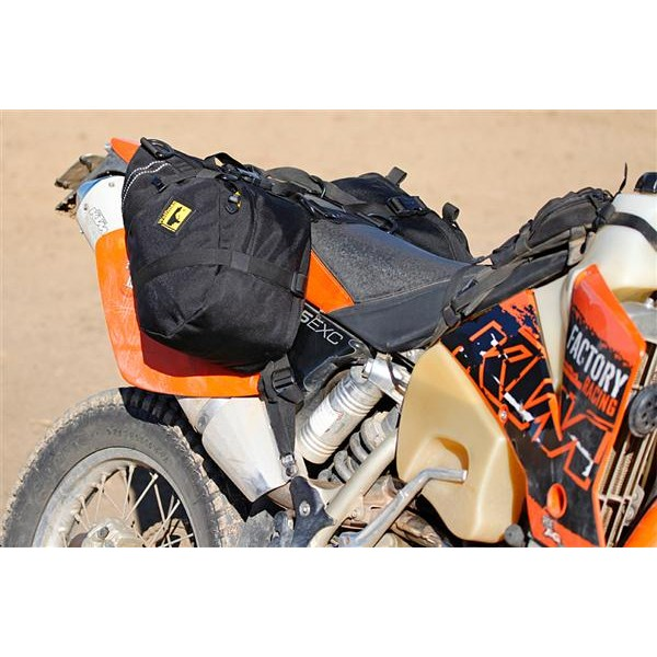 Foro ktm 690 enduro bolsa mosco moto vs giant loop vs for Cinchas para moto